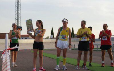 Memorial Leo Condes. Maratón benéfico en pista.