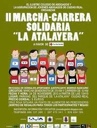 II Atalayera Solidaria. 10 k. Trail.