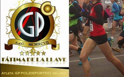 GP GOLD 2013. Atleta GP del año.