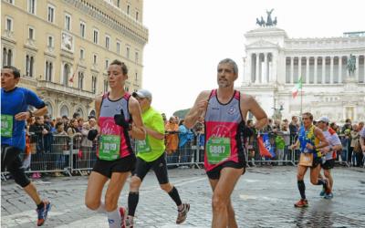 XX Maratón de Roma 2014