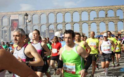 IX Media Maratón de Segovia