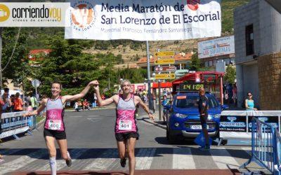 XIV Media Maratón San Lorenzo de El Escorial