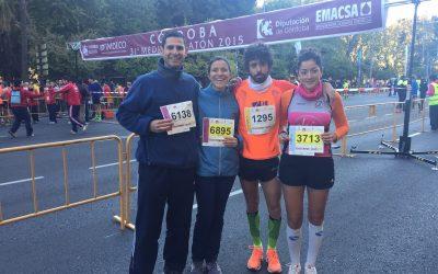 Media Maratón Córdoba 2015