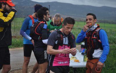 Ultra Trail de los Castillos. Aldea del Rey.