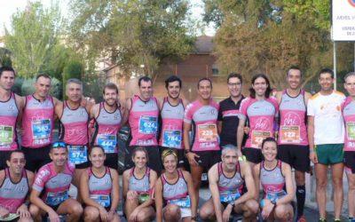 Quixote Maratón, Media Maratón y 10k Ciudad Real 2016