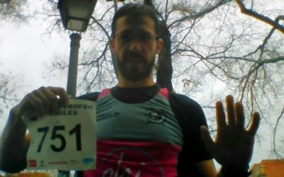 XXXVI Trofeo Akiles. 10k. Madrid.