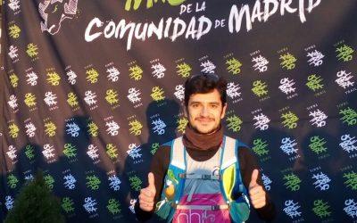 Media Maratón Trail Cabrera