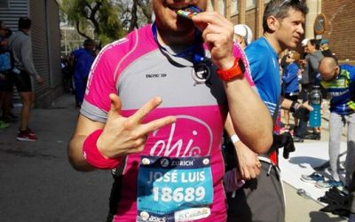 Maratón de Barcelona 2017