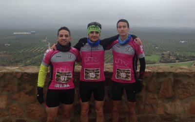 Pies Negrox Trail 2017. Media Maratón Montaña