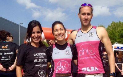 (más pruebas 23-04-2017). 10kGo Fit, Poblete y Media Maratón de Madrid.
