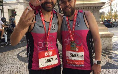 Maratón de Lisboa 2017