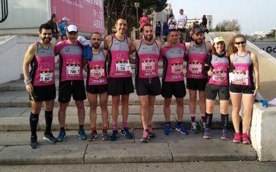 Maratón Madrid 2018 y Media Maratón