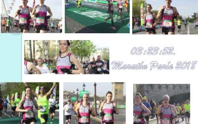 Maratón de París 2018