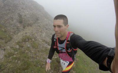 XV Carrera por montaña Peña Canciás. Fiscal (Huesca)