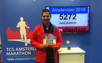 Maratón de Amsterdam 2018