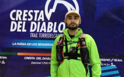 Trail Cresta del Diablo. Torredelcampo