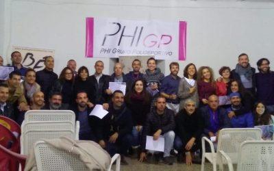 VI Premios Anuales PHI Grupo Polideportivo 2018