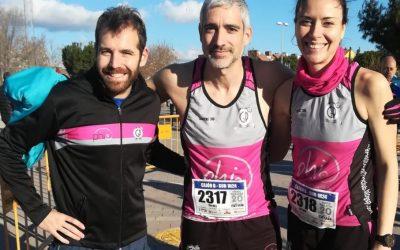 XX Media Maratón Ciudad de Getafe