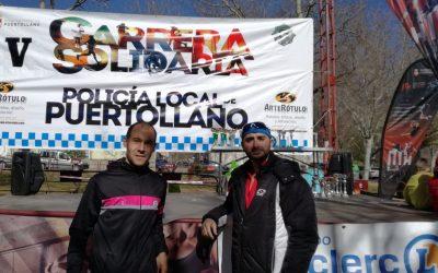 Carrera Solidaria Policial Puertollano