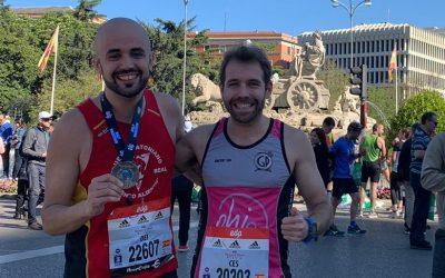 Rock ´n´Roll Madrid. Medio Maratón
