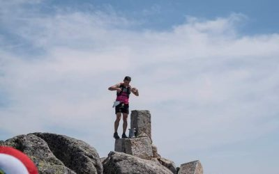 Trail Pico Zapatero 2019