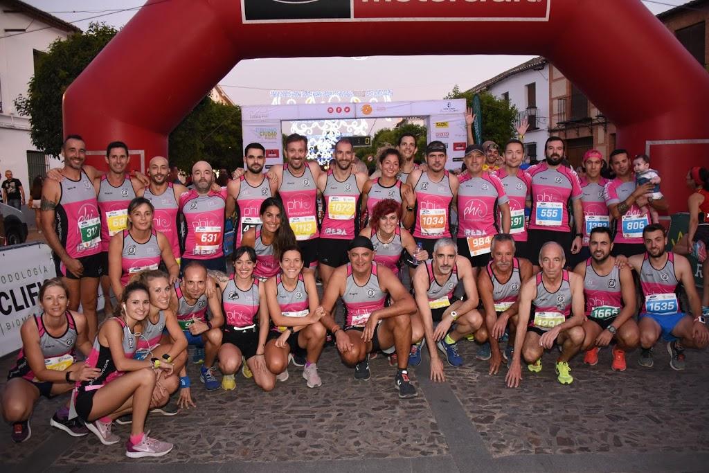 Carrera Popular de las Antorchas 2019. Villanueva de los Infantes