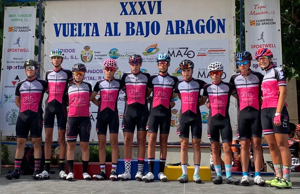 XXXVI VUELTA CICLISTA AL BAJO ARAGÓN