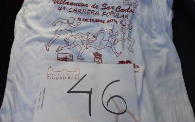 Carrera Popular Villanueva de San Carlos