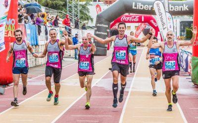 Quixote Maratón Ciudad Real. (+ Media y 10k)