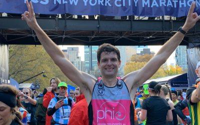 Maratón de Nueva York 2019