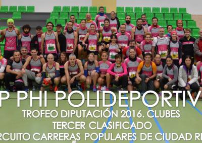 PHI Grupo Polideportivo Subcampeón 2016