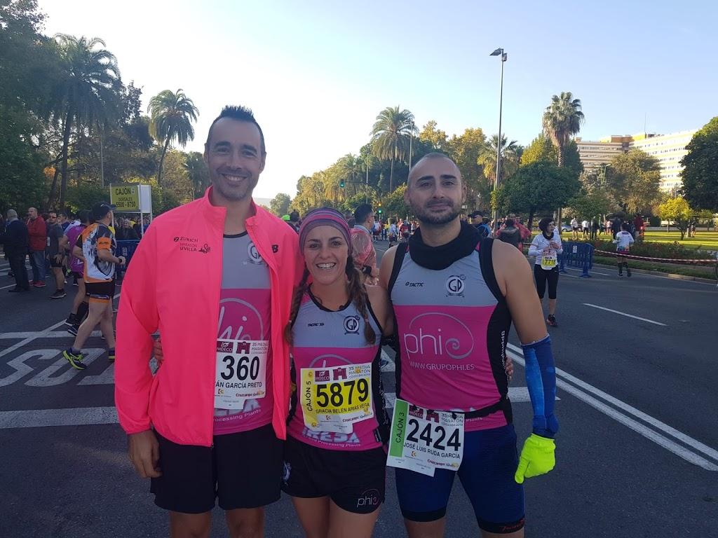 Media Maratón de Córdoba 2019