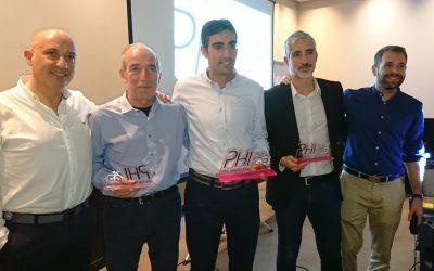PHI Grupo Polideportivo festeja el Campeonato del Circuito de Carreras de Ciudad Real
