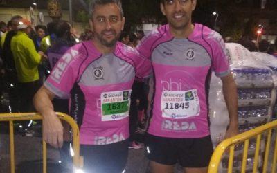 Carrera Noche de San Antón Jaén 2020