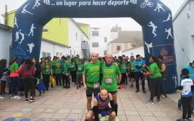 II Carrera Solidaria Afanion Miguelturra 2020