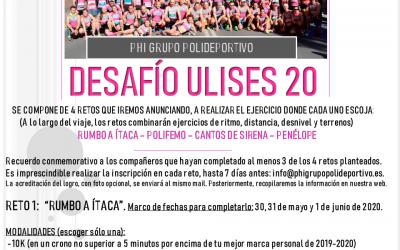 Desafío Ulises 20