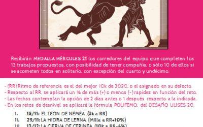 Desafío Hércules 21