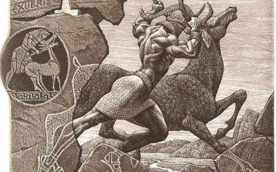 La Cierva de Cerinea. Desafío Hércules 21