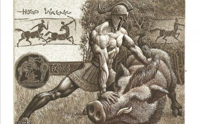 El Jabalí de Erimanto. Desafío Hércules 21.