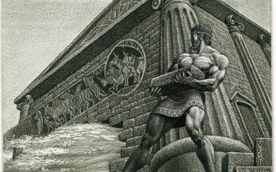 Los Establos de Augías. Desafío Hércules 21.