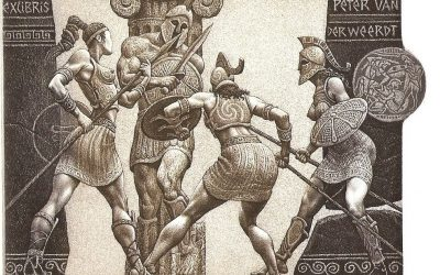 El Cinturón de Hipólita. Desafío Hércules 21