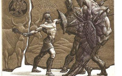 El Ganado de Gerión. Desafío Hércules 21 ( y Virtual Ciudad Real)