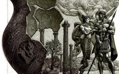 El Jardín de las Hespérides. Desafío Hércules 21. (y MM Bolaños Virtual)