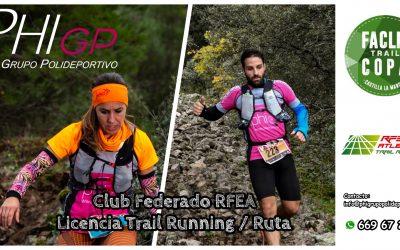 Copa Trail de Castilla La Mancha. FACLM