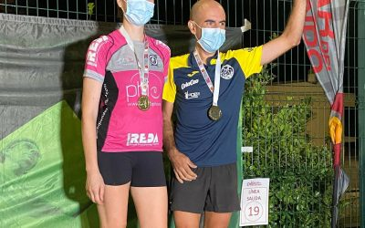 Amanece Trail Aýna. Campeonato CLM Trail FACLM