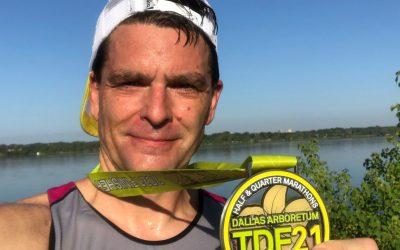 Media Maratón Dallas Tour des Fleurs 2021